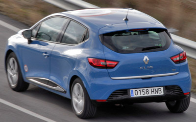 Renault Clio. Modelo 2013