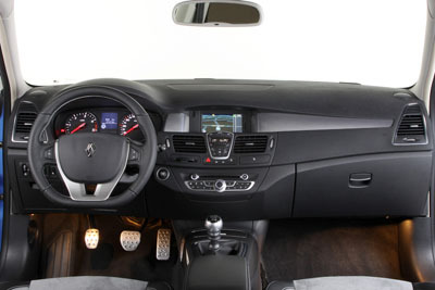 Renault Laguna. Modelo 2011