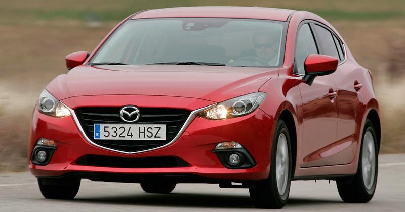 Mazda3 5p. Modelo 2014.
