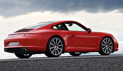 Porsche 911 Carrera. Modelo 2012
