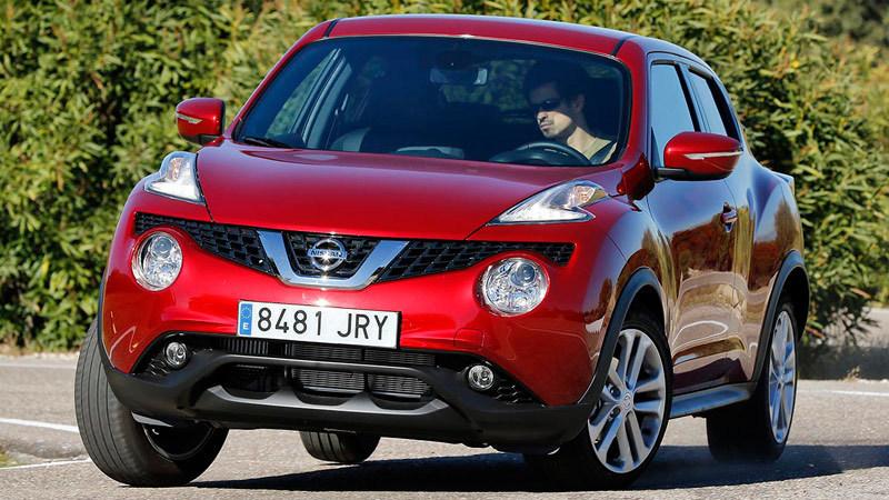Nissan Juke 2014. Imágenes del exterior