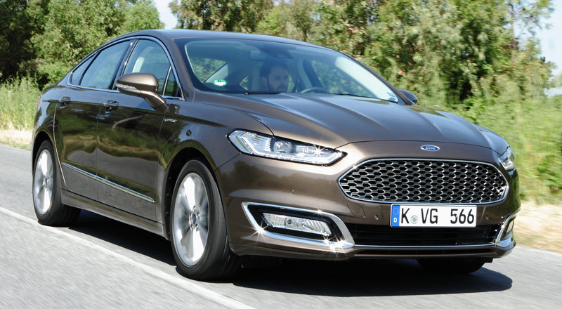 Ford Mondeo 2015 - Información general | km77.com