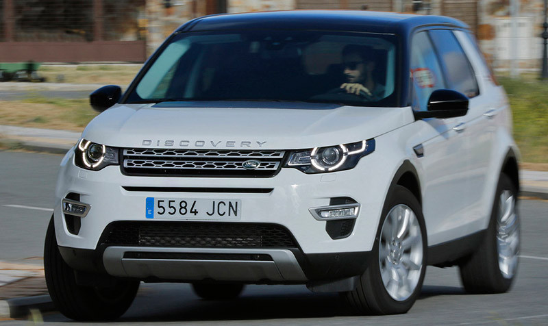 2016 Maxima Interior >> Land Rover Discovery Sport 2015 - Información general | km77.com