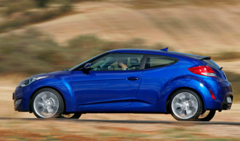 Hynday Veloster 2012
