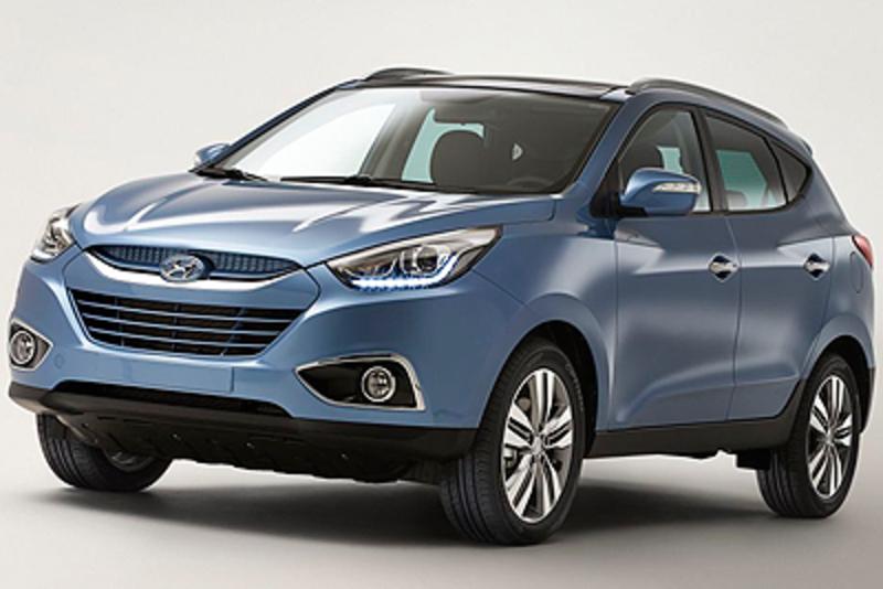 Hyundai x35