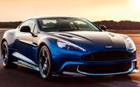 Aston Martin Vanquish S. Imágenes exteriores.