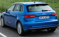 Audi A3. Imágenes exteriores.