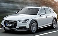 Audi A4 allroad quattro. Imágenes exteriores.