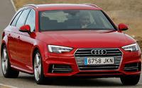 Audi A4 Avant. Imágenes exteriores