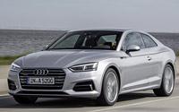 Audi A5 y S5 Coupé. Imágenes exteriores.