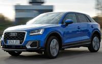 Audi Q2. Imágenes exteriores.