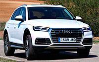 Audi Q5. Imágenes exteriores.