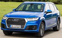 Audi Q7. Imágenes.
