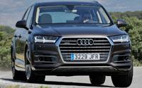 Audi Q7. Imágenes