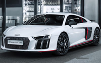 Audi R8 Coupé V10 plus selection 24h. Imágenes exteriores.