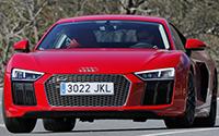 Audi R8. Imágenes exteriores