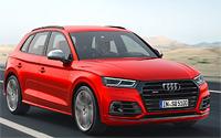 Audi SQ5. Imágenes exteriores.