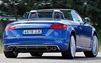 Audi TT Roadster. Imágenes