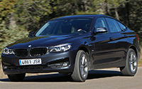 BMW Serie 3 Gran Turismo. Imágenes exteriores.