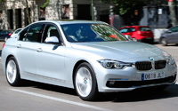 BMW 330e. Imágenes