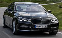 BMW 740e iPerformance. Imágenes exteriores.