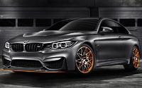 BMW Concept M4 GTS. Imágenes
