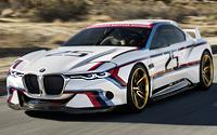BMW 3.0 CSL Hommage prototipo. Imágenes