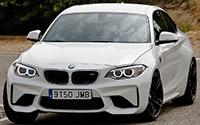 BMW M2 Coupé. Imágenes exteriores.