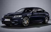 BMW M5 Competition Edition. Imágenes exteriores e interiores.