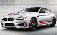 BMW M6 Coupe Competition Edition. Imágenes