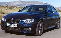 BMW Serie 3. Imágenes.