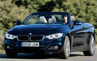 BMW Serie 4 Cabrio. Imágenes