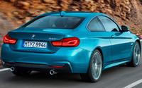 BMW Serie 4. Imágenes exteriores.
