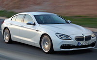 BMW Serie 6. Imágenes.