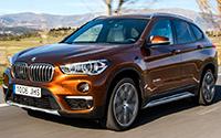 BMW X1. Imágenes.