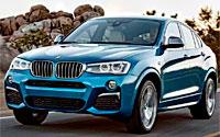 BMW X4 M40i. Imágenes