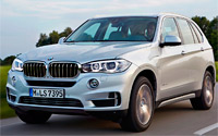 BMW X5 xDrive40e. Imágenes