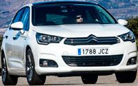 Citroën C4. Imágenes.