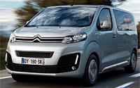 Citroën Spacetourer. Imágenes exteriores.