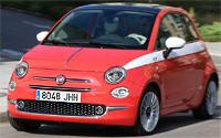 Fiat 500. Imágenes.