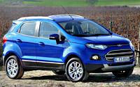 Ford EcoSport. Imágenes exteriores