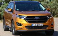 Ford Edge. Imágenes exteriores.
