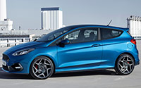 Ford Fiesta ST. Imágenes exteriores.