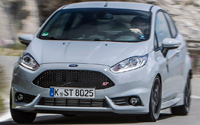 Ford Fiesta ST200. Imágenes exteriores.