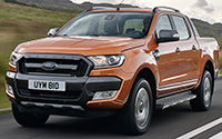Ford Ranger. Imágenes