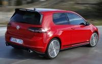 Volkswagen Golf GTI Clubsport. Imágenes exteriores.