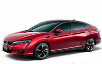 Honda FCV. Imágenes
