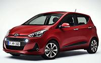 Hyundai i10. Imágenes exteriores e interiores.