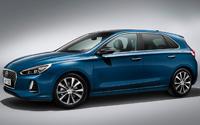 Hyundai i30. Imágenes exteriores.