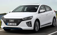 Hyundai IONIQ. Imágenes exteriores.